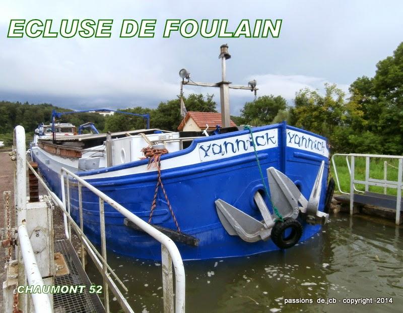 ECLUSE DE FOULAIN