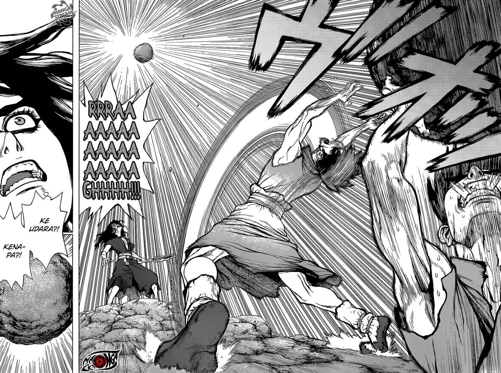 Dr. Stone Chapter 11-9
