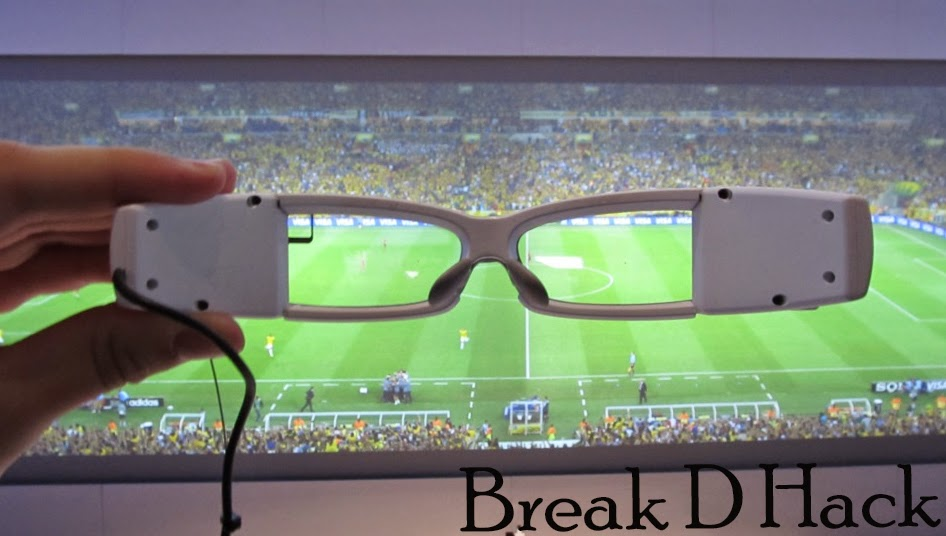 Sony SmartEyeGlass Releases On March 2015 To Rival Google Glass