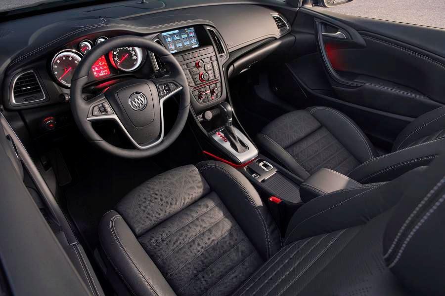 Buick Cascada (2016) Interior