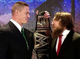 Daniel Bryan the new WWE champion