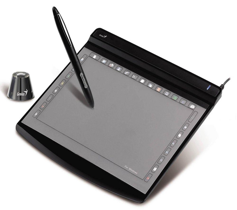 Comprar una Tableta grafica... ¿Pero cual? 127790-genius-g-pen-f610-7588