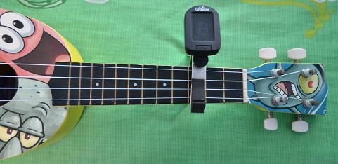 Cara Mudah Stem Senar Gitar Ukulele Chord Kentrung Senar 3 Lagu