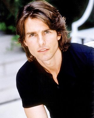 Medium Hairstyles Tom Cruise