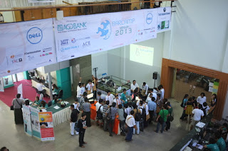 Barcamp Yangon Venue