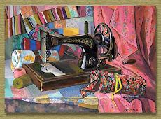 Сайт о лоскутном шитье
