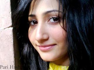 Pari Hashmi Pakistani Actress
