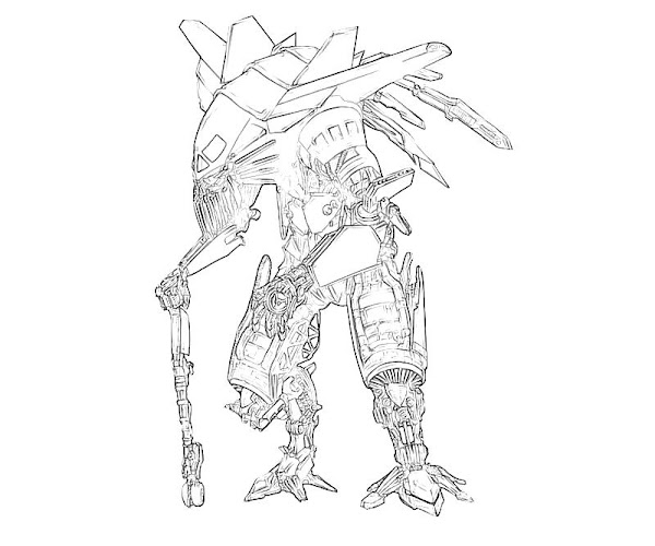 transformers halloween coloring pages - photo#37