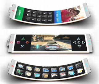 flexible phone