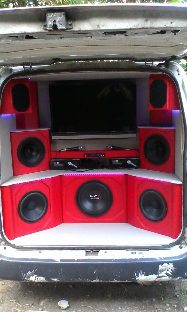 Amplifier Mobil Murah Paket Audio Mobil Murah