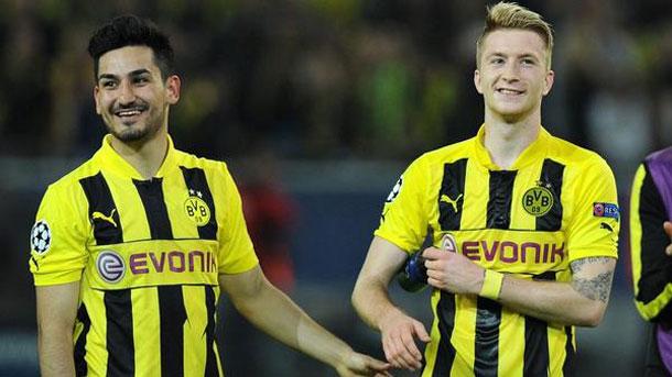 El FC Barcelona tiene controlados a tres jugadores del Dortmund
