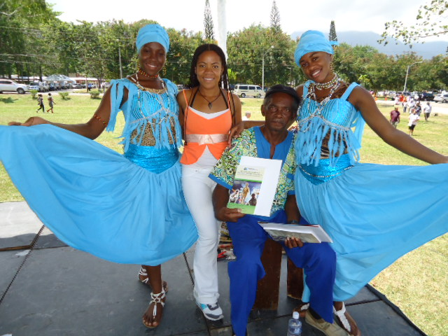 la cultura afro en honduras