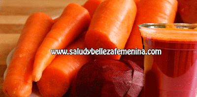 Bebidas saludables, jugos curativos