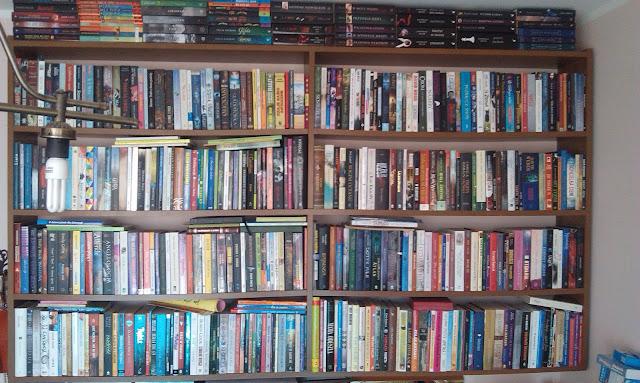 (383) Moja biblioteczka cz. 1