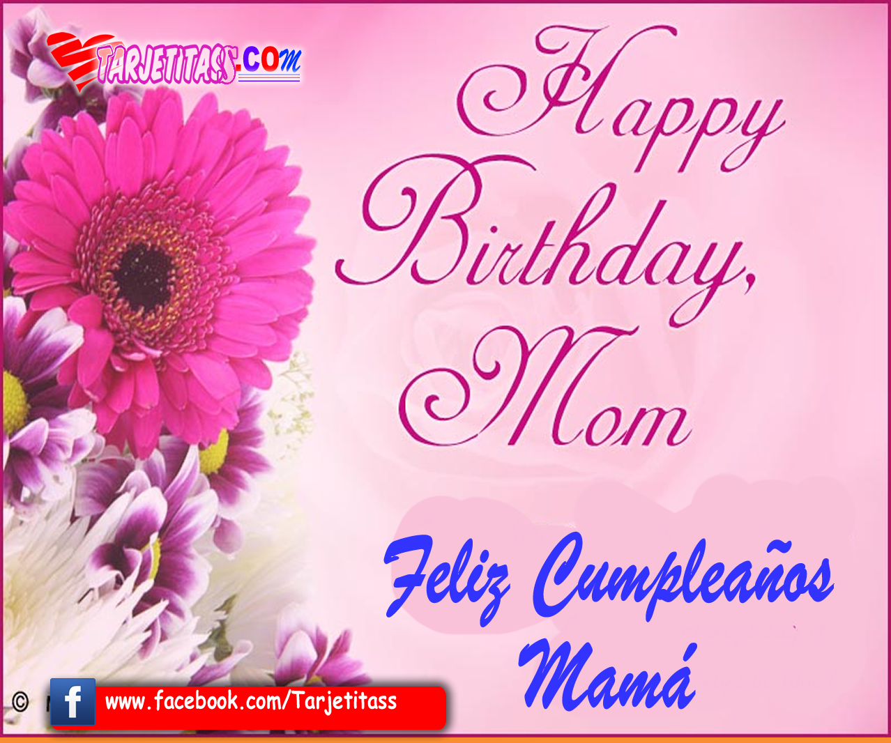 Birthday wishes for mother tarjetitasdeamor i am so glad youre my mother i hope that your birthday brings you everything you could want and more birthday wishes mom kristyandbryce Images