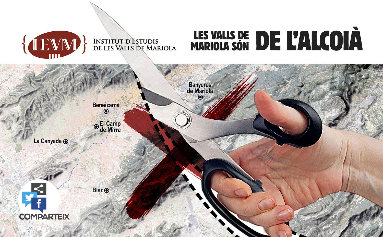 Les Valls de Mariola són de l'Alcoià!!!!