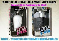 Sorteo Jeanne Arthes Perfumes Fuel