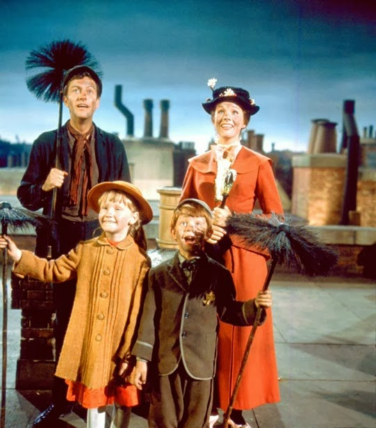 Risultati immagini per mary poppins film 1964