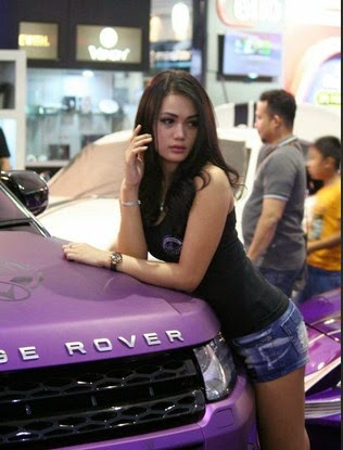 SPG Land Rover IIMS 2014