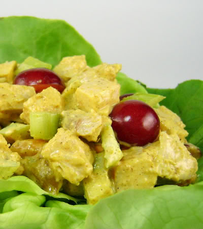 Two Years Ago Today: Curried Turkey Salad