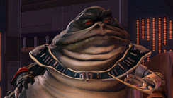 Hutt from Rise of the Hutt Cartel Expansion