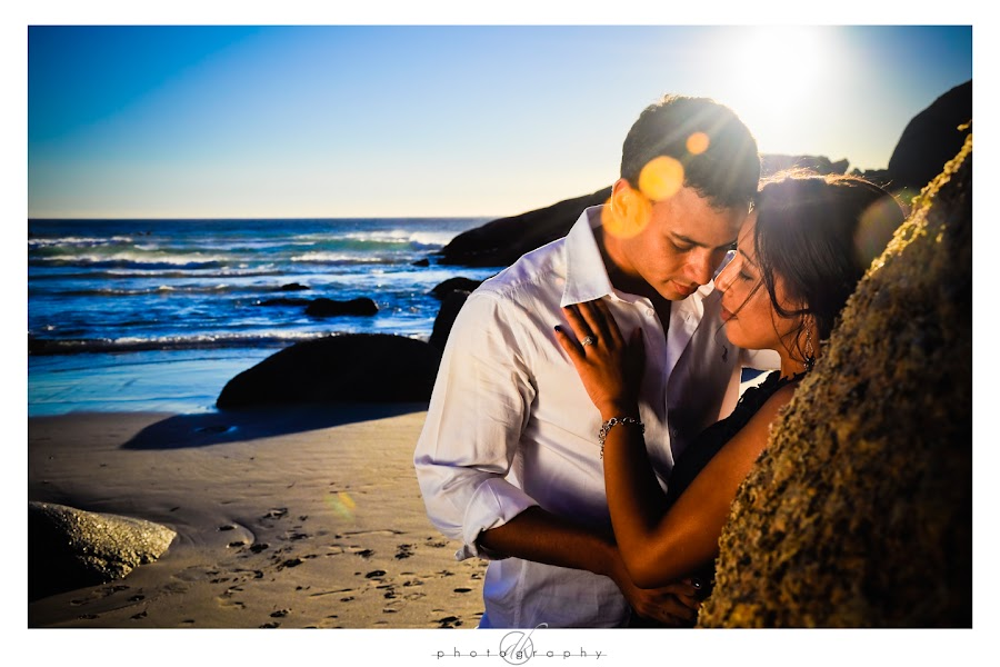 DK Photography Niq10 Niquita & Lance's Engagement Shoot on Llandudno Beach  Cape Town Wedding photographer