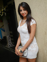 Sanjjana glamorous photos at Spa launch-cover-photo