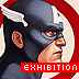 Captain America: The Winter Soldier Marvel Exhibition