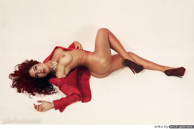 FOTOS: Erika Fernández desnuda por Erick Guevara 7