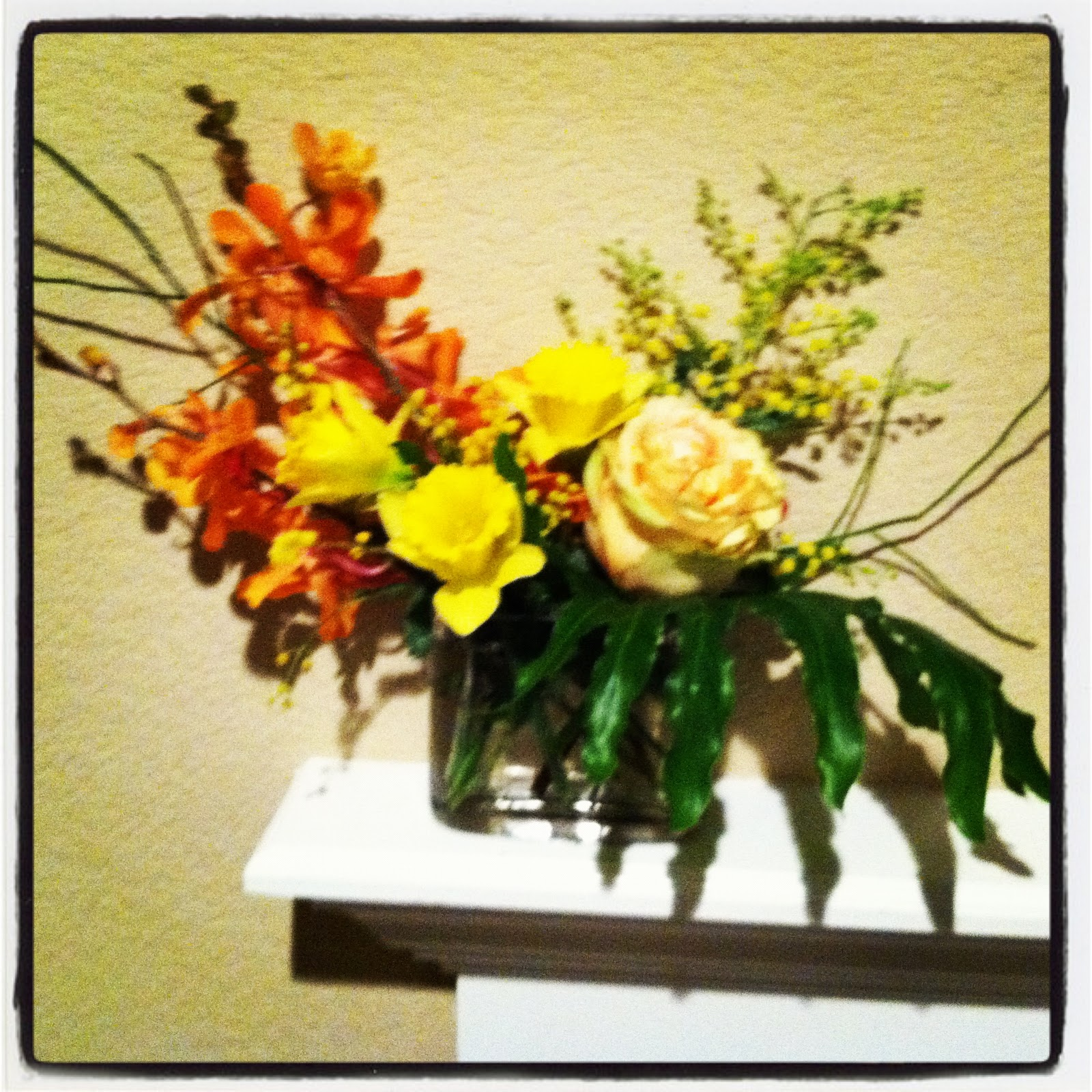 Feng Shui for the OM: The Fragrant Flower Blessing