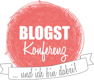 Logo der Blogst Konferenz 2012 in Hamburg