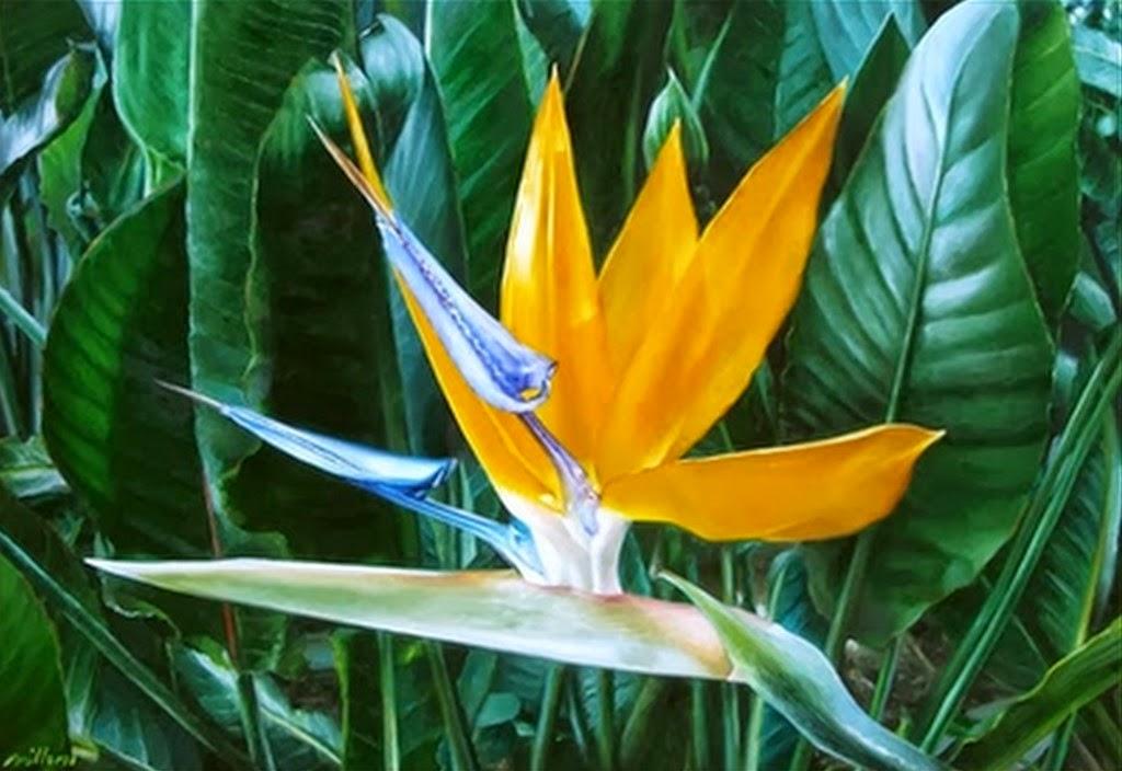 cuadro-de-flores-pintadas-al-oleo