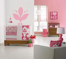 Designer Crib
