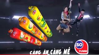 Xúc Xích Soyumm -  JUPITER FOOD Việt Nam