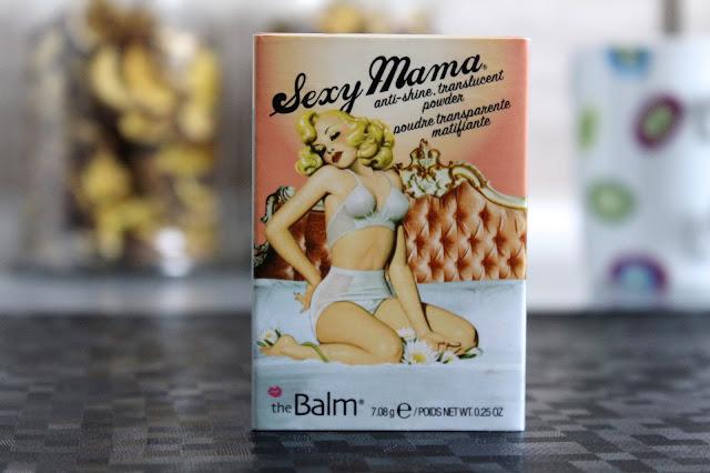 theBalm Sexy Mama transparentni matirajući puder
