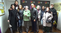 Encuentro de la AV Cuatro Caminos-Tetuán y la comunidad dominicana