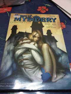 house of mystery vol 7 conception