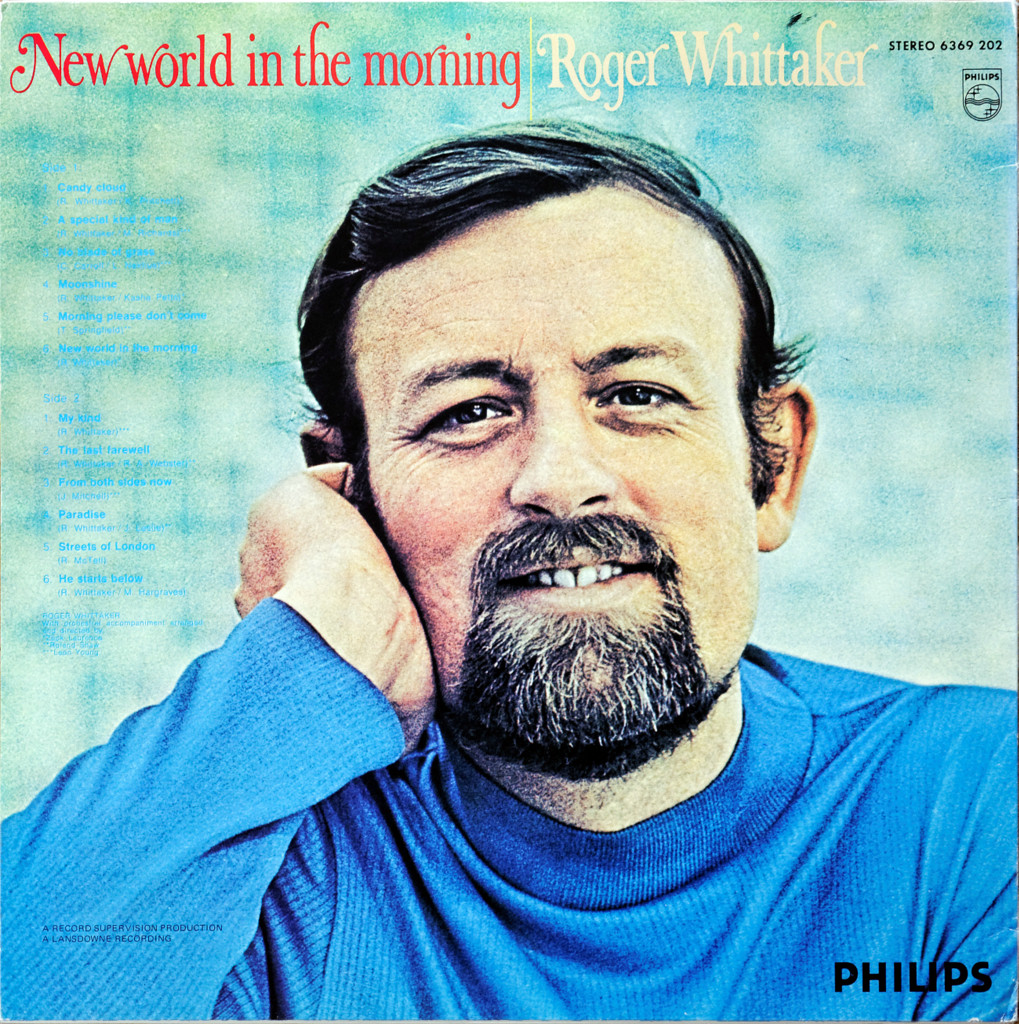 Roger Whittaker All My Best