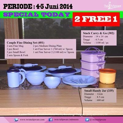 http://www.twintulipware-indonesia.com/2014/06/promo-tulipware-4-dan-5-juni-2014.html