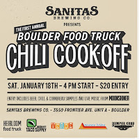Boulder Food Truck Chili Cook-Off