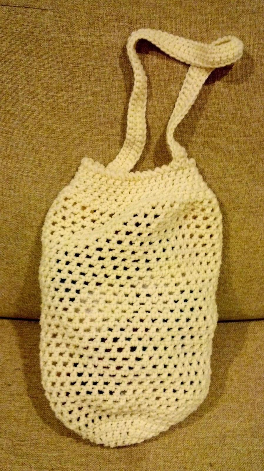 Crochet Market Bag Knit A Bit, Crochet Away