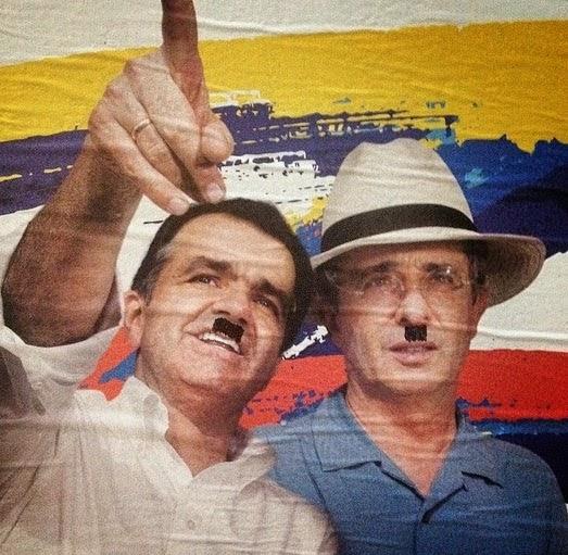 Similitudes de Alvaro Uribe Vélez con Hitler