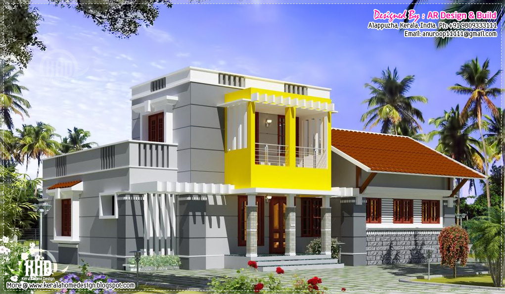 1500 home design kerala home design and floor plans for 1500 sq ft house plans kerala