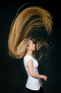 very long hair images Most Beautiful Blonde Girl