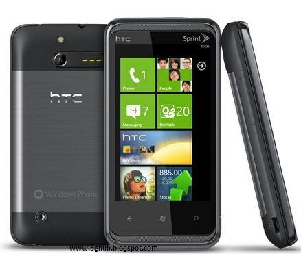 HTC 7 Pro User Manual