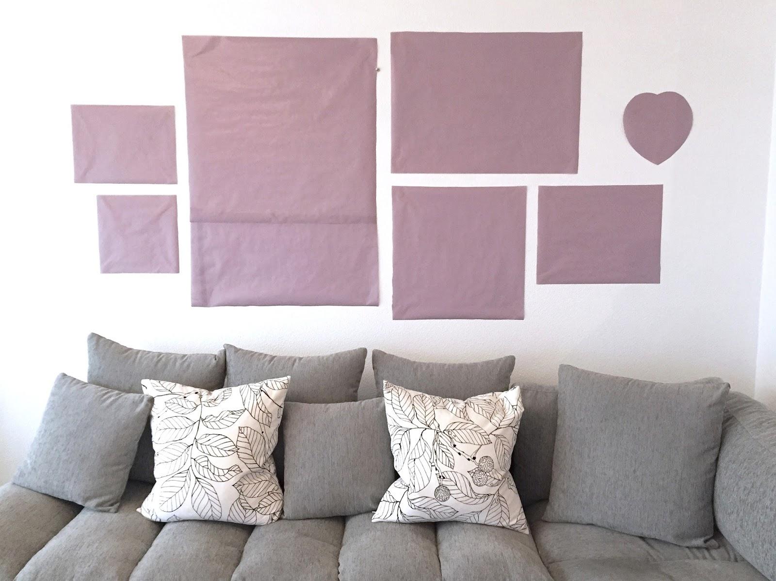 jen and beauty diy d co comment cr er un p le m le de cadres. Black Bedroom Furniture Sets. Home Design Ideas