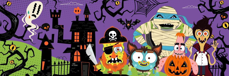 NickALive!: Halloween 2015 On Nickelodeon USA, Nicktoons, Nick Jr ...