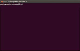 Reflexiones: En Ubuntu se usa mucho la terminal, zona de confort windows,