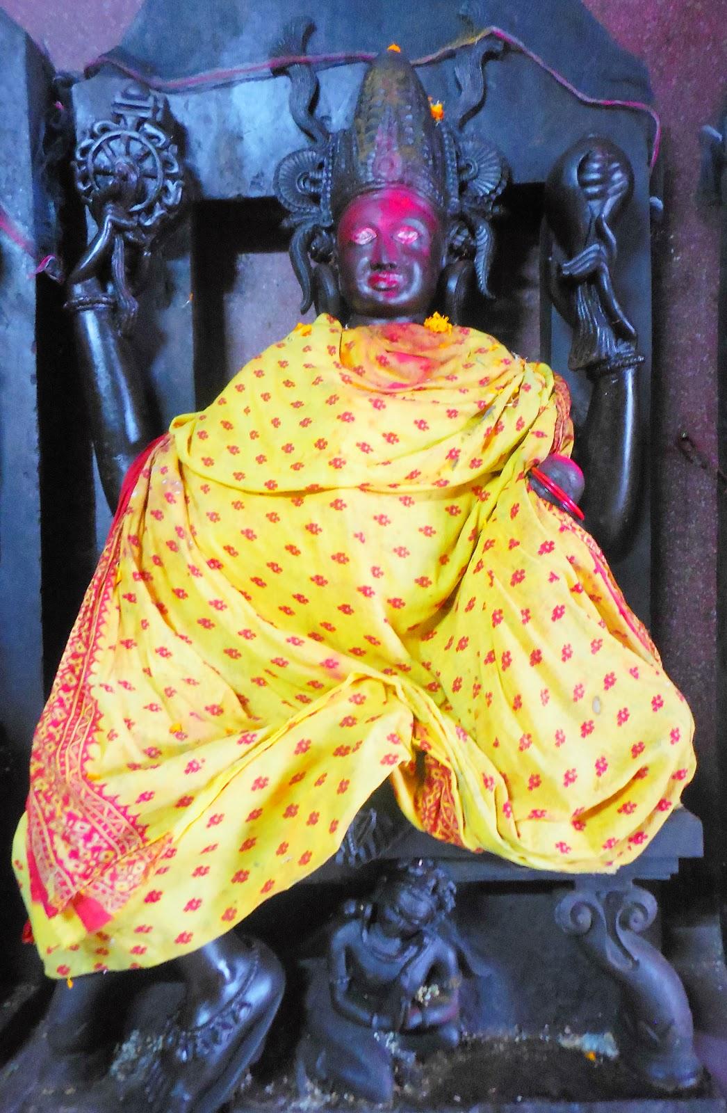 shakta tantra orissa dea madre