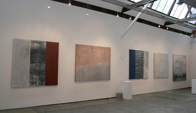 Recent show at the Depot Gallery